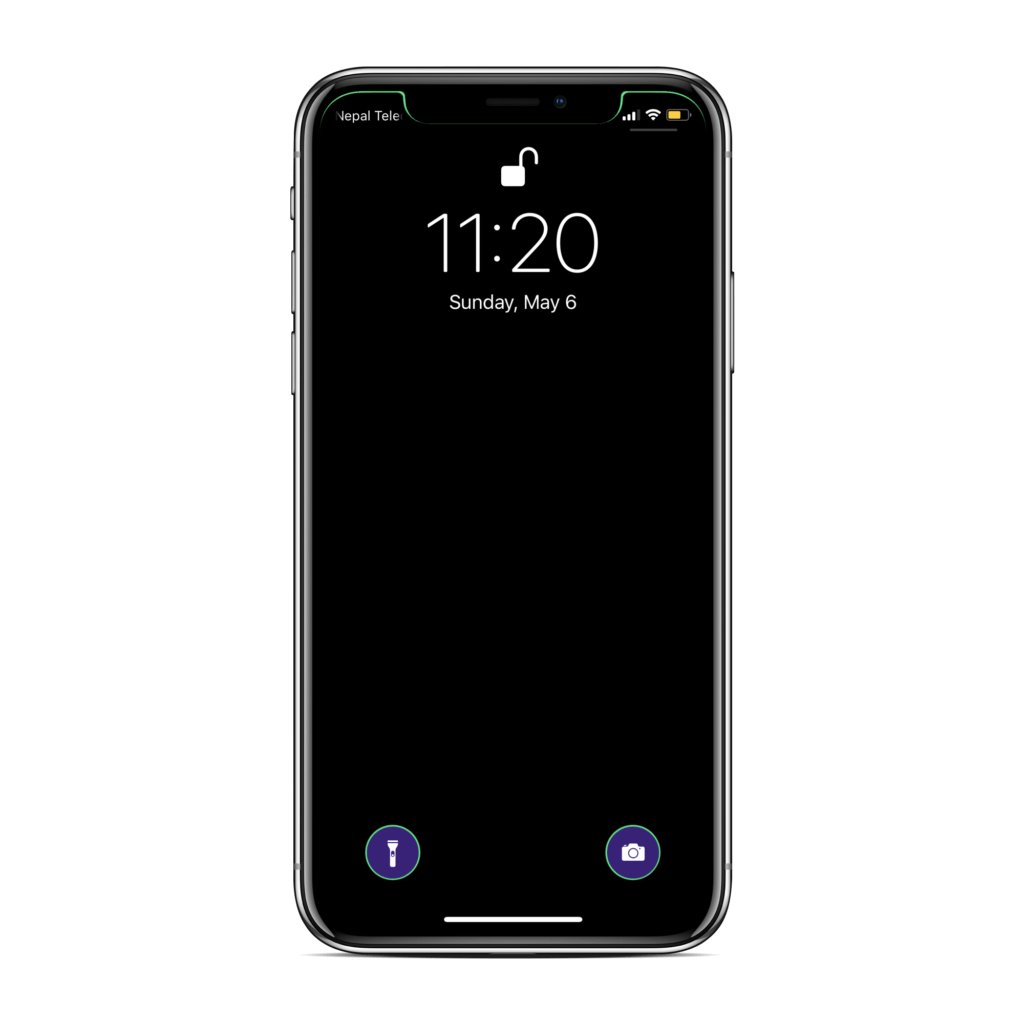 How To Get Dynamic Wallpapers Iphone X How To Customize Iphone X Notch And Dock Without Jailbreak