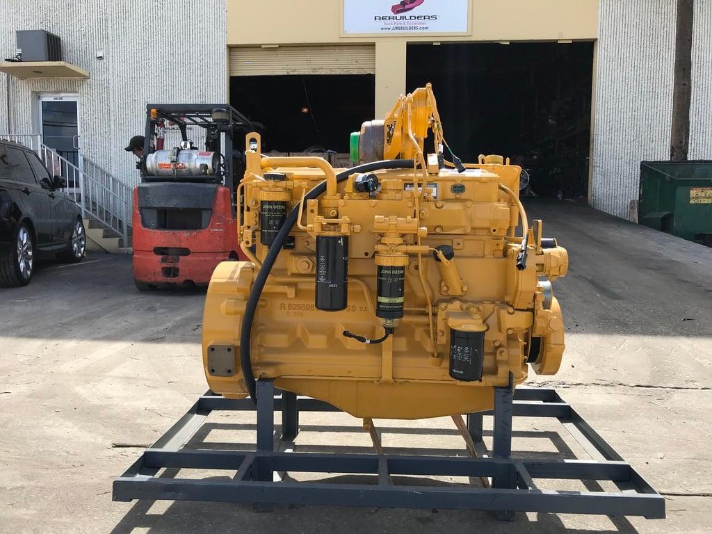 john deere 450c engine rebuild kit