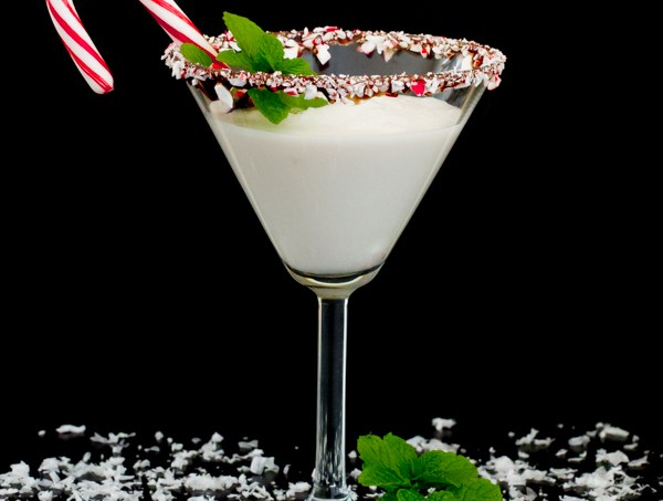 Peppermint Mocha Martini