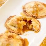Salted Caramel Apple Handpie_