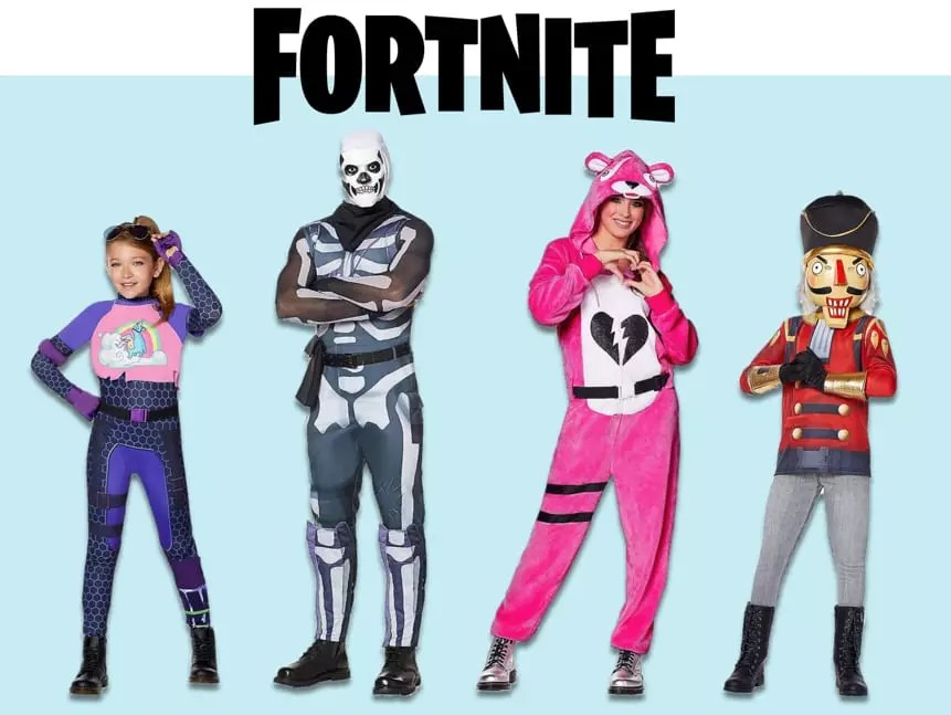 11 Fortnite Costumes For Kids Adults This Halloween 2018