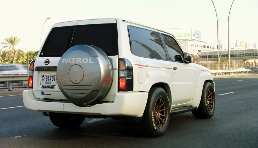 Fastest Car In The World Wallpaper 2015 Imcdb Org Nissan Patrol Safari Y61 In Quot The Grand Tour