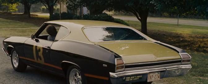 IMCDborg 1969 Chevrolet Chevelle Malibu in \