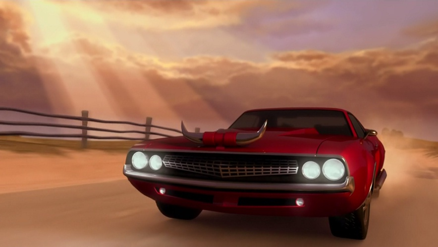 Police Car Chase Wallpaper Imcdb Org 1971 Dodge Challenger In Quot Transformers Prime