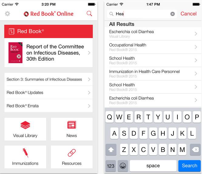 Best Pediatric medical apps