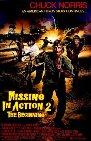 Missing in Action 2 The Beginning - Internet Movie Firearms