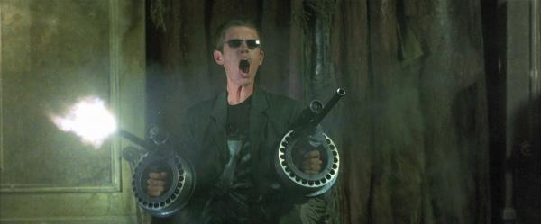Gun Girl Anime Wallpaper The Matrix Mouse S Shotguns Internet Movie Firearms