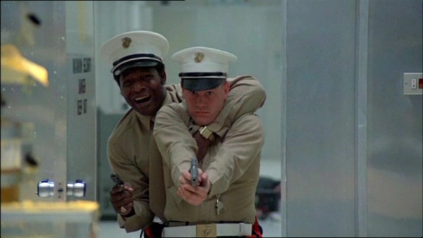 Marine Killed at Marine Barracks The \