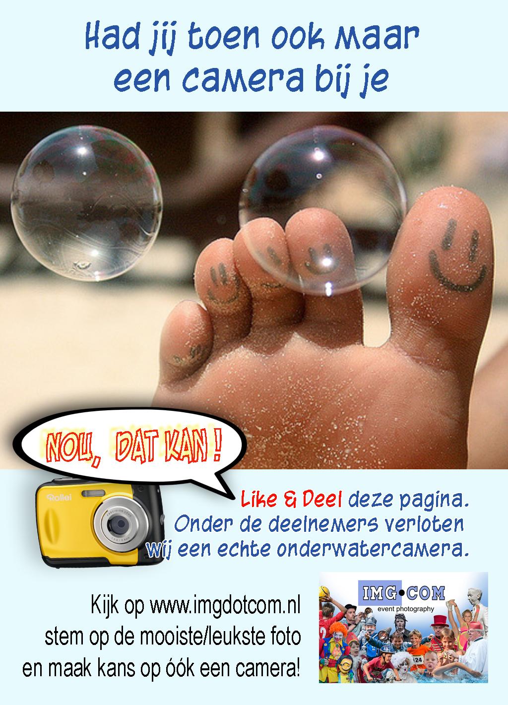 FB zomeractie [bubbletoe]