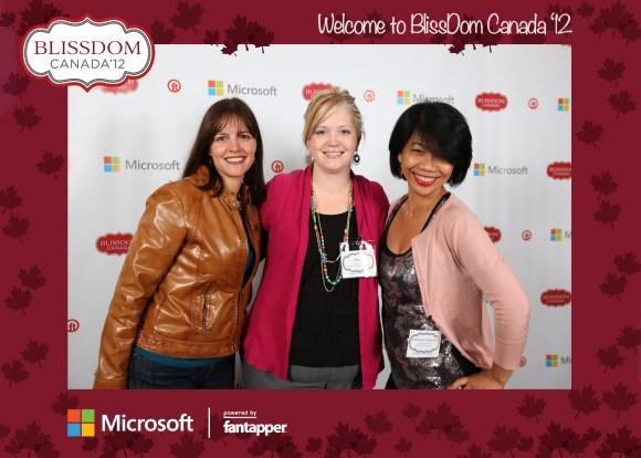 Blissdom Canada 2012