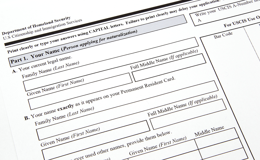 USCIS Revises Naturalization Application Form ImmigrationDirect Blog
