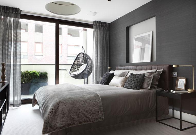 sanviro | schlafzimmer himmelbett komplett, Schlafzimmer design