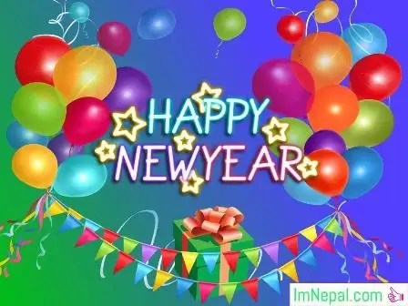 25 New Year 2076 Greeting HD Cards  Wallpapers to Share Feelings