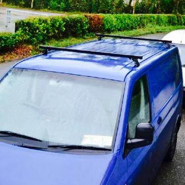 Opel Vivaro Roof Rack Bars Imob Auto
