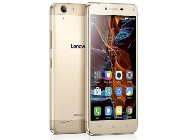 Lenovo Vibe K5 will be available on Amazon
