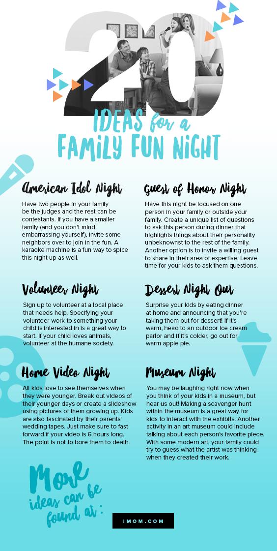 20 Fun Family Game Night Ideas