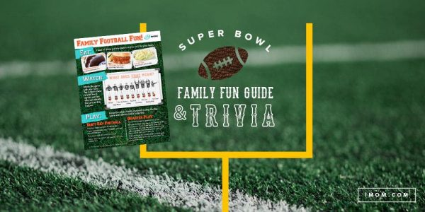 Super Bowl Family Fun Guide and Super Bowl Trivia - iMom