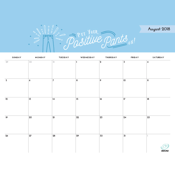 Printable Calendars Archives - iMom