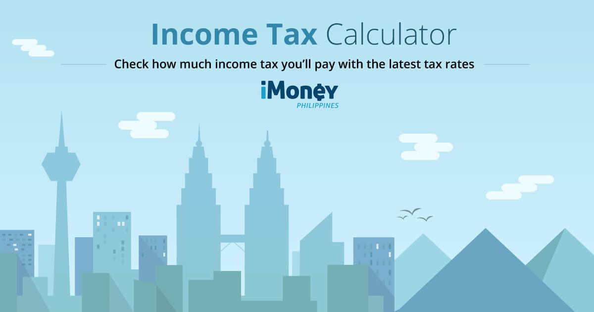 2017 Philippines Income Tax Calculator iMoney - income tax calculator