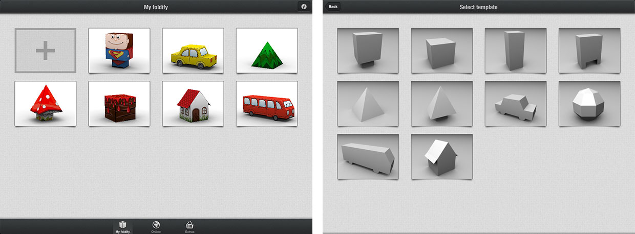 Foldify lets you craft folded paper art right from your iPad iMore