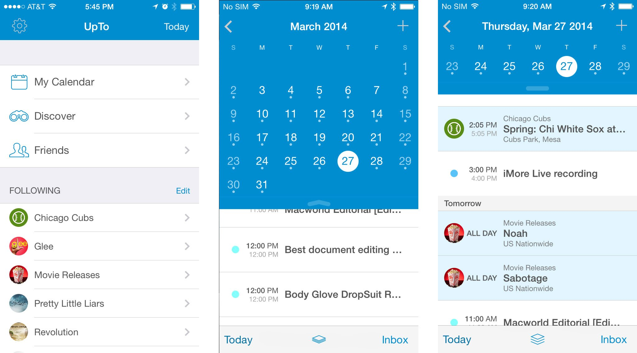 Different Calendar View For Iphone Calendar View Options On Your Iphone Dummies Best Calendar Apps For Iphone Imore