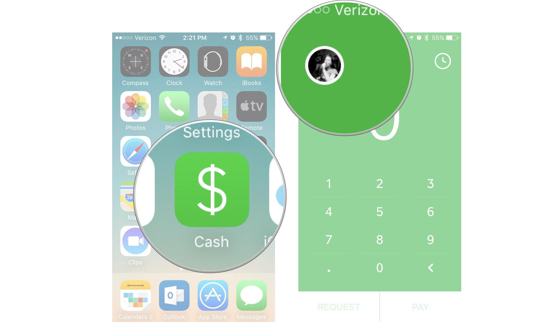 How to automatically 'cash out' with the Square Cash app | iMore