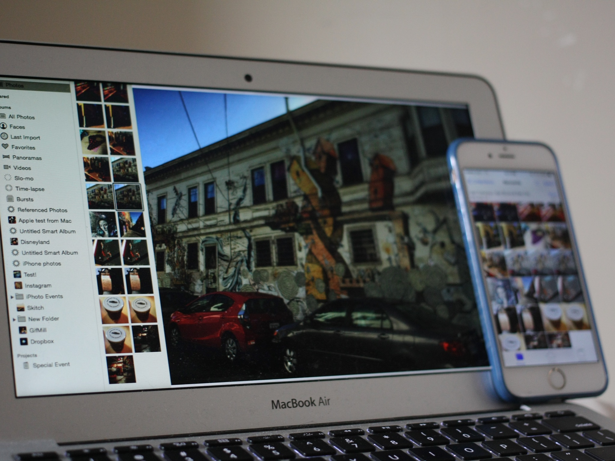 How to set your desktop picture in Photos for Mac   iMore