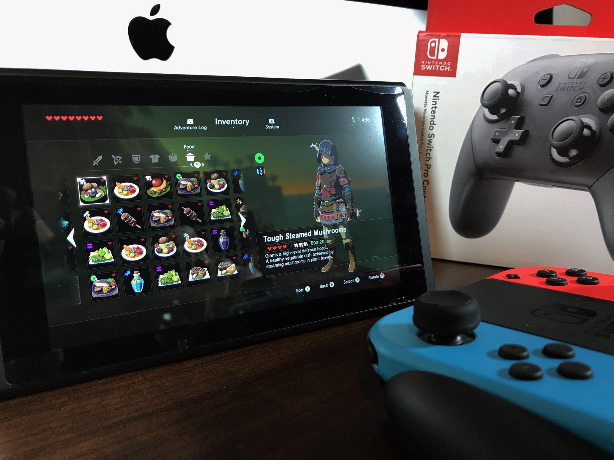 Zelda Botw Wallpaper Iphone X Should You Buy A Nintendo Switch Imore