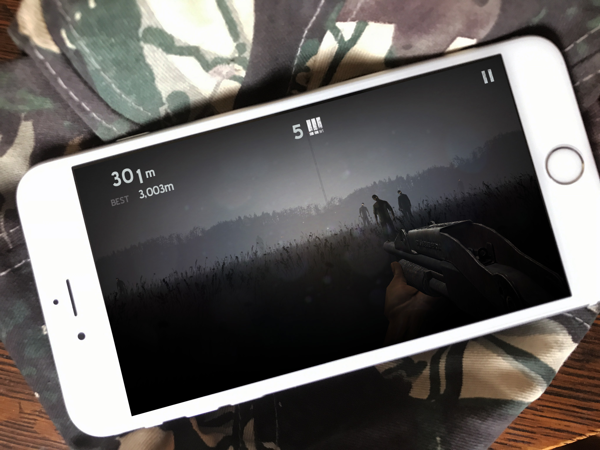 Gaming Wallpaper Iphone X Best Fps Games For Iphone And Ipad Imore