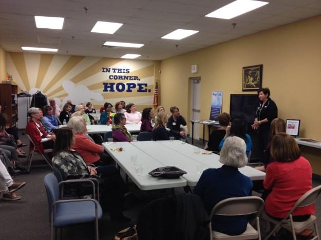 joyce-johnson-tells-impact-members-about-rsb