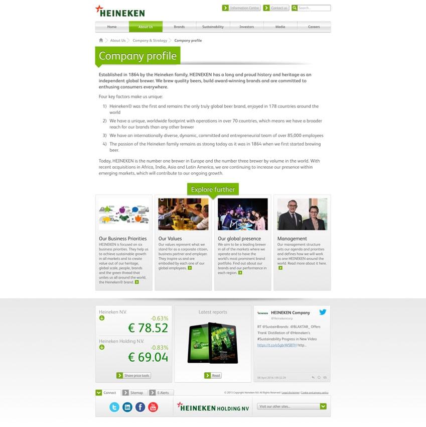 Company Profile PreviewSquare Company Profile Brochure Jpg Company - free samples of company profiles
