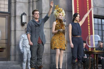 Catching Fire Featured