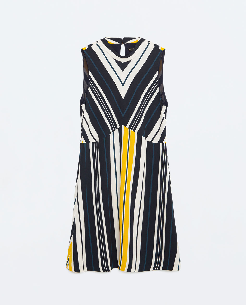 Zara - A-LINE STRIPED DRESS 29.99