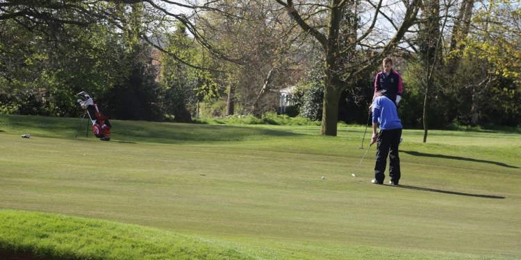A strong Foursome score proved crucial after Trent dominated the singles.