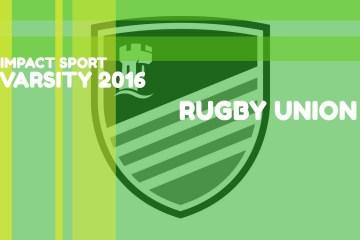 VARSITY - rugby union