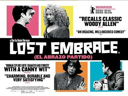 Lost Embrace Movie Poster (#3 of 4) - IMP Awards - lost person poster