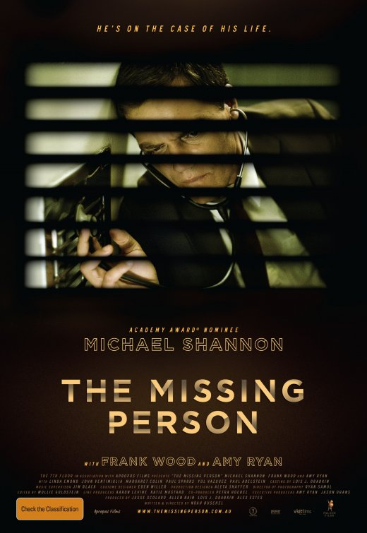 The Missing Person Movie Poster (#2 of 2) - IMP Awards - missing person posters