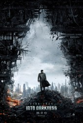 Extra Large Movie Poster Image for Star Trek Into Darkness