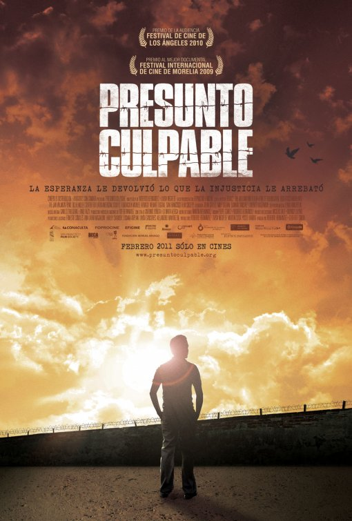 Presumed Guilty (aka Presunto culpable) Movie Poster (#2 of 3) - IMP