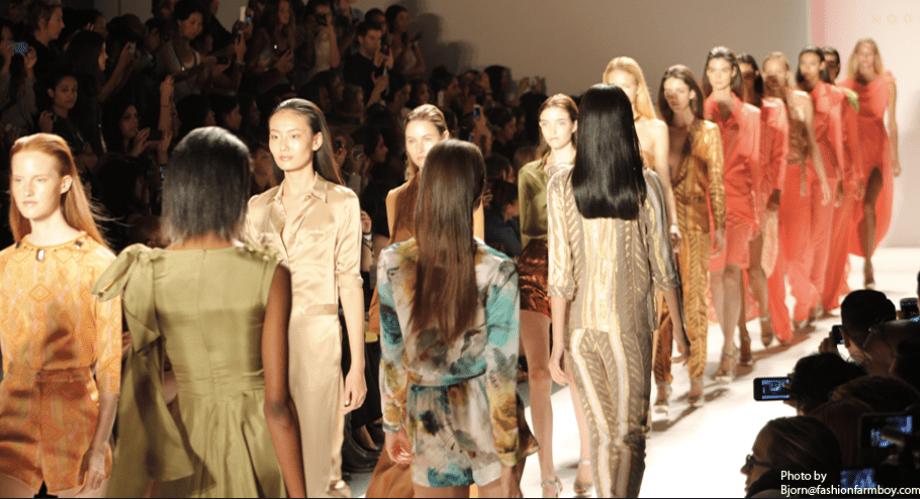 Fashion Show Line