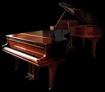 Imperfect Samples ® - Steinway Walnut Concert Grand Piano (Kontakt