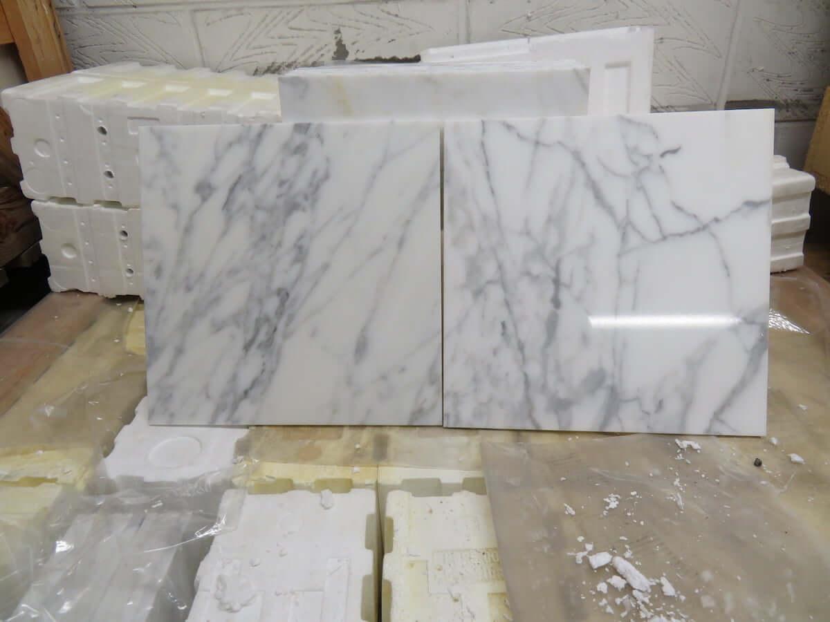Statuario Marble Tiles 305x305 Imperial Marble Granite