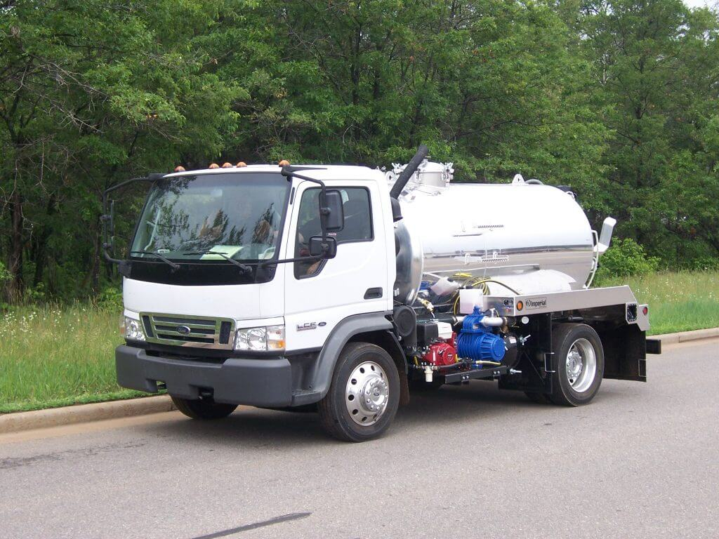 Portable Restroom Service Tanks Imperial Industries Inc