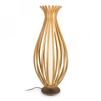 Bamboo LED Floor Lamp - Imperial Lighting