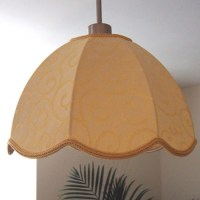 Scalloped Tiffany Ceiling Lamp Shade - Imperial Lighting
