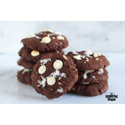 Perky Chocolate Coconut Cookies Imperial Sugar Chocolate Coconut Cookies Uk Chocolate Coconut Cookies Almonds nice food Chocolate Coconut Cookies