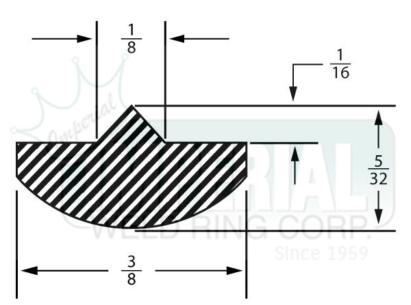 pipe weld joint design