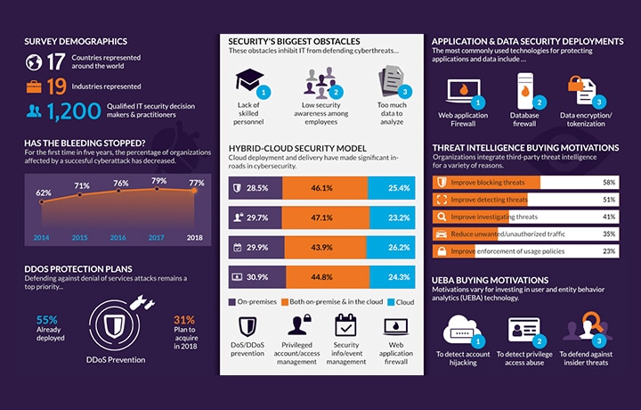 Cyber Security Infographics Imperva Resource Library