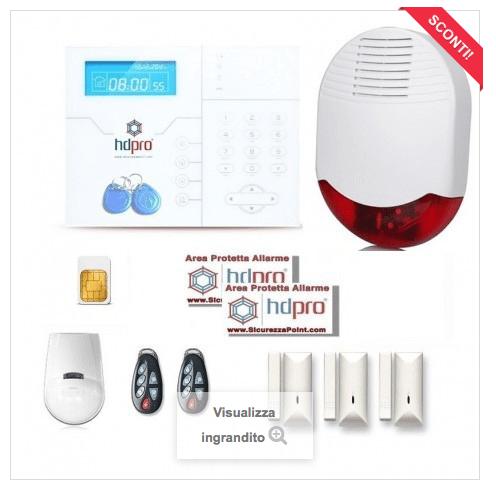 Kit d 39 allarme fai da te come scegliere il migliore - Migliore marca allarme casa ...