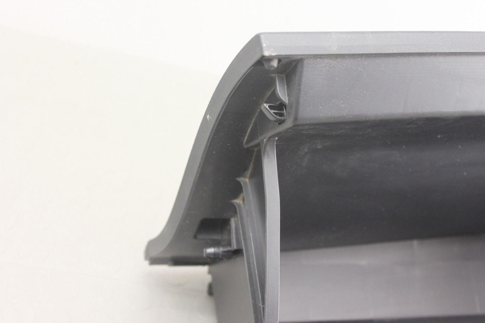 12 13 Toyota Prius Black Dark Grey Lower Dash Compartment
